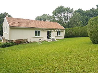 Maison independante 3 pieces 76 m2 2 chbres 1 bureau