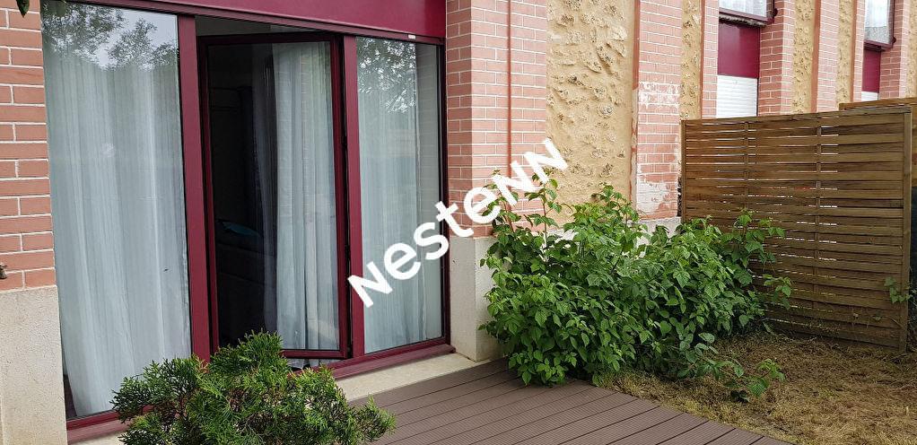 Rez de jardin à Ferrieres En Brie 2 pièces 42.69 m2