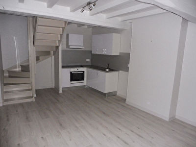 Bourgoin-Jallieu T2 de 40.36 m2 carrez