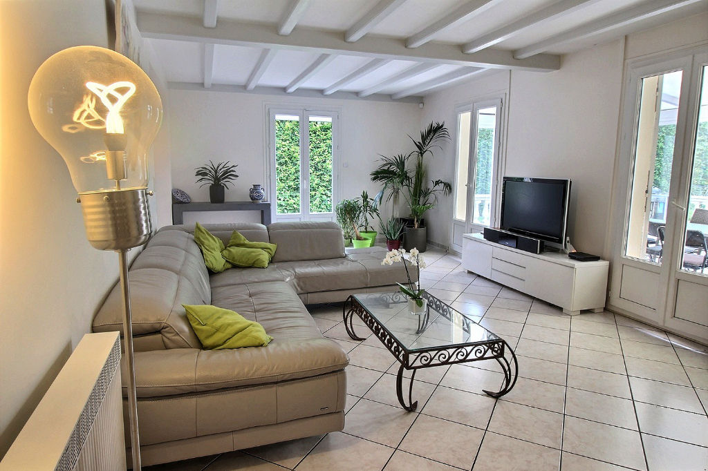 Gueux Pavillon Plain Pied De 150m2 Avec 2eme Maison De