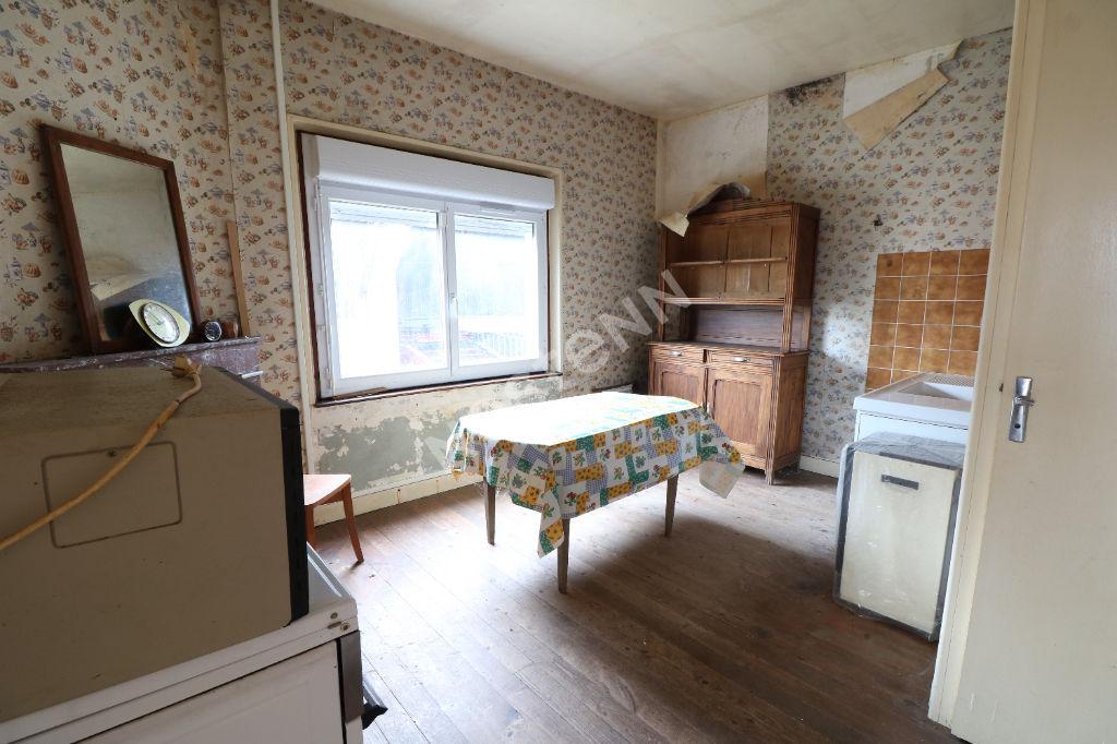 Maison de village à rénover - Proche Rethel