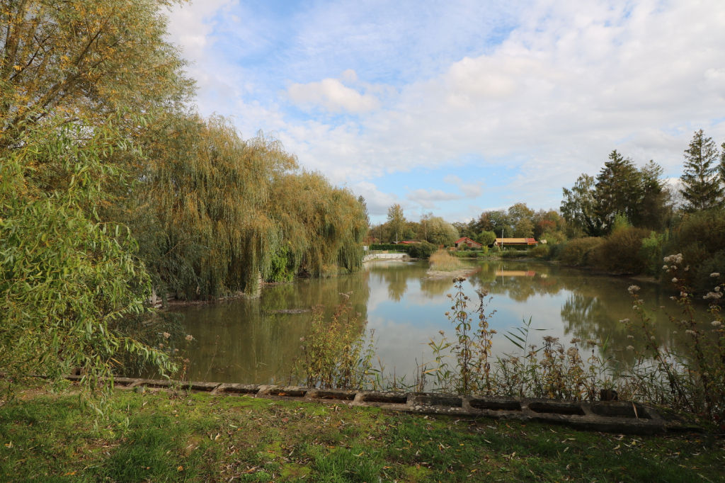 PROUILLY - Chalet 2 pièces avec accès aux étangs