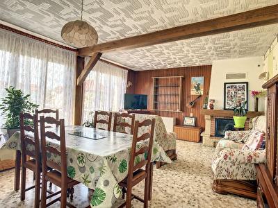 Maison - 3 chambres - sous sol