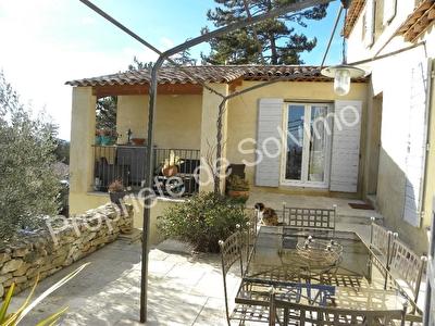 Maison a vendre 4 pieces dans village a 10 minutes de Peyruis