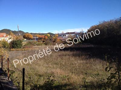 Terrains a vendre sur Laragne Monteglin