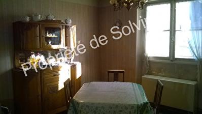 Appartement a vendre en centre ville de Sisteron