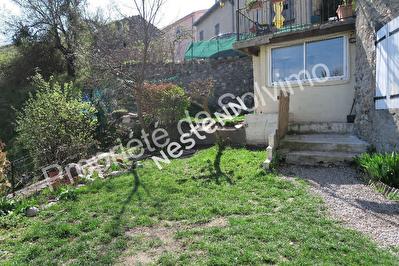 Maison de village avec terrasse a vendre Sisteron nord