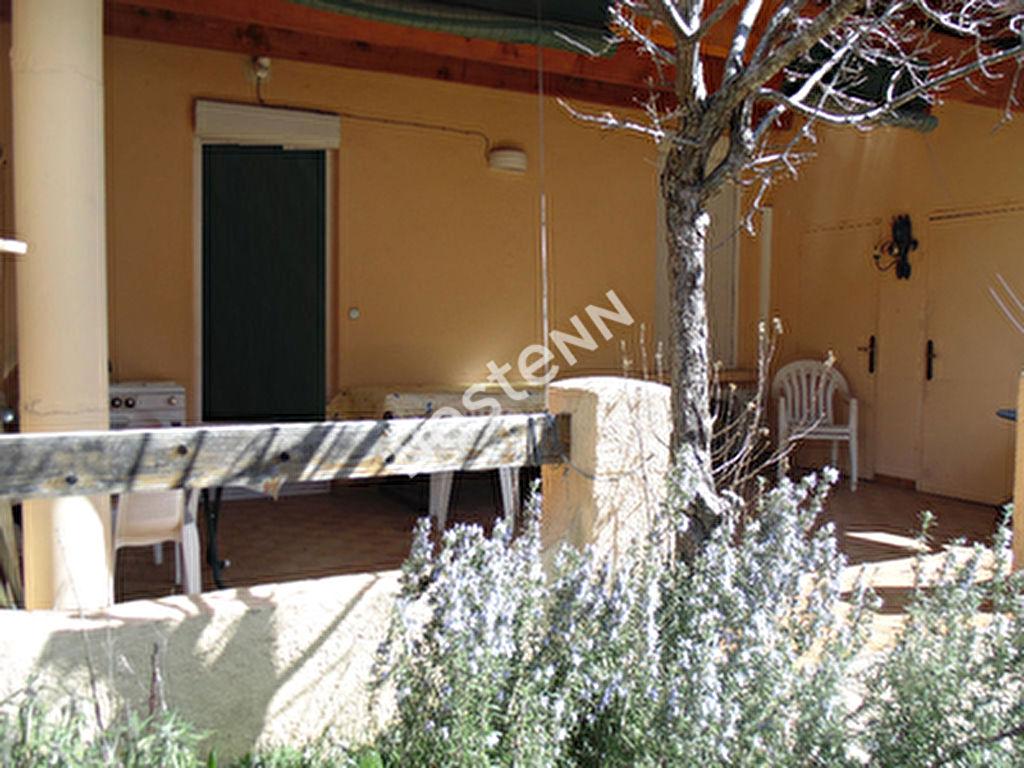 A vendre appartement avec jardin a Sisteron