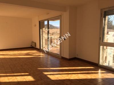 Appartement de 100m2 avec ascenseur en plein centre de Sisteron