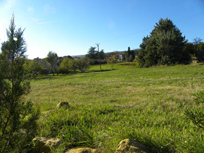 A vendre terrain a vendre Cruis 2510 m2