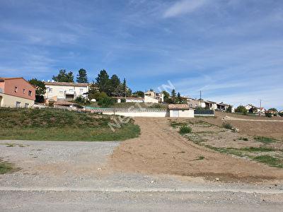 A vendre Terrain 761 m2 a 10 min de Sisteron