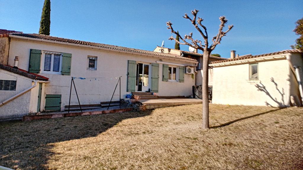 A vendre maison plain-pied  à  SISTERON