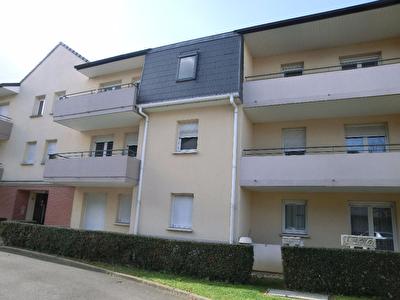 Appartement  Albert 3 pieces