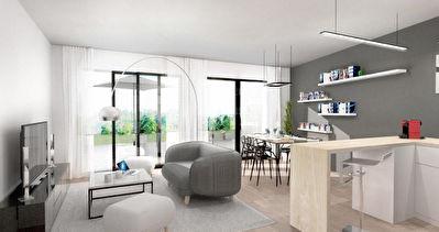 Appartement Corbie 2 pieces 52 m2 en VEFA