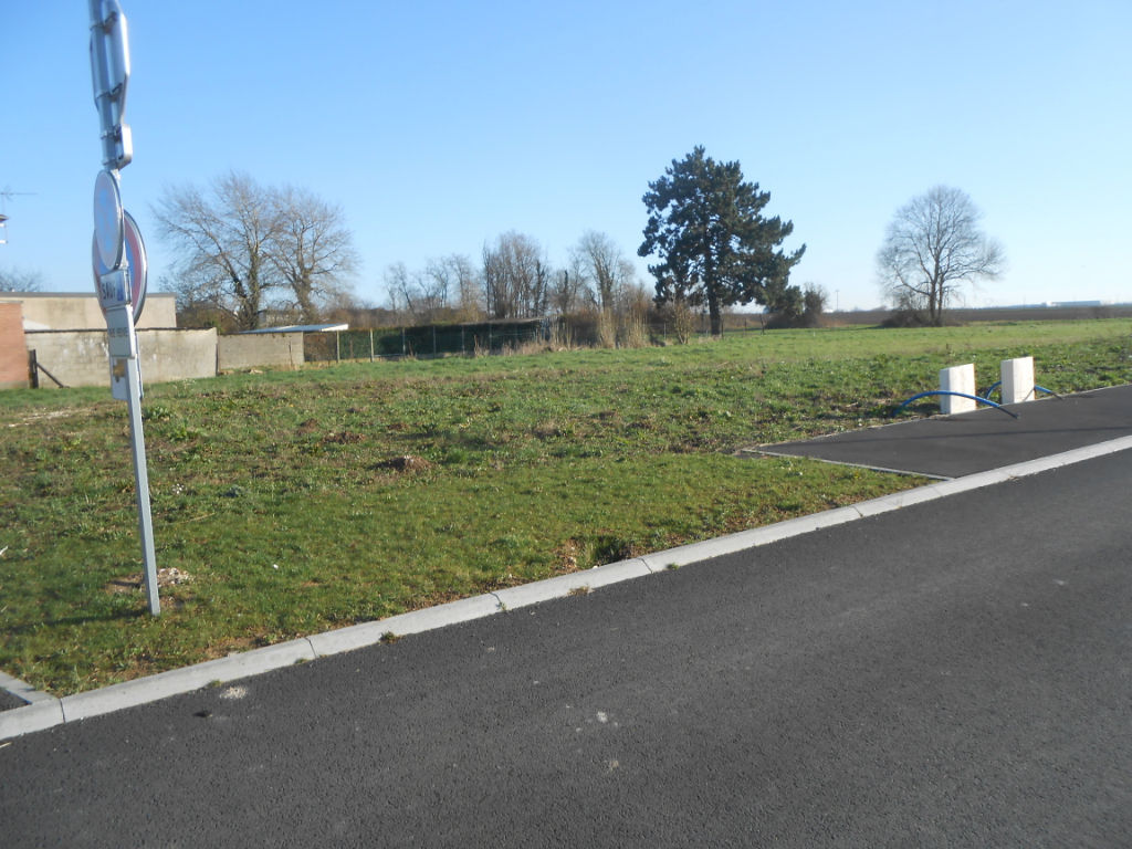 Terrain Estrees Deniecourt 518 m2