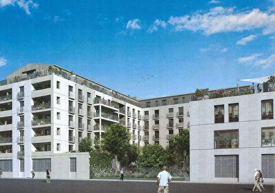 Appartement  3 pieces 75.36 m2
