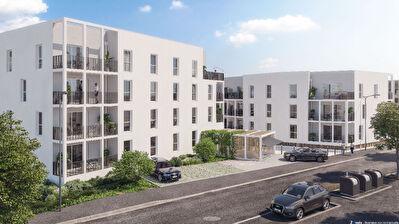 Appartement  2 pieces 44.23 m2