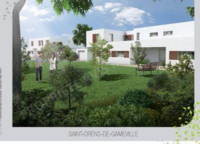 Appartement Duplex Saint Orens De Gameville 3 pieces 65.6 m2