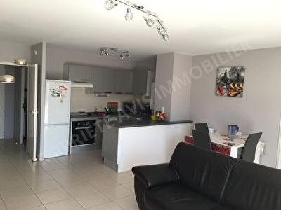 A vendre appartement Auzeville Tolosane  T4 avec double garage