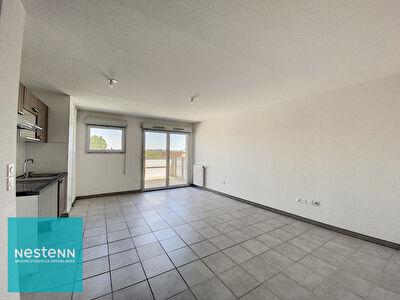 Appartement Castanet Tolosan 3 pieces 61.01 m2