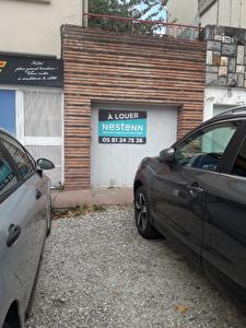 GARAGE A LOUER FACE LA MAIRIE DE CASTANET-TOLOSAN