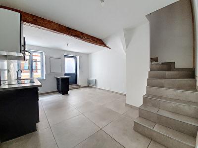 Exclusivite Nestenn. Maison de village T2bis entierement renovee a vendre au centre-ville de Castanet-Tolosan