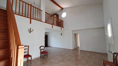 Maison Castanet-tolosan T5  120 m2 dans une impasse au calme