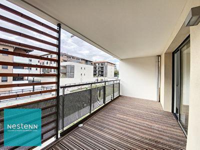 Appartement Castanet Tolosan 3 pieces 62.94 m2