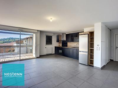 Appartement Castanet Tolosan 4 pieces 83.71 m2