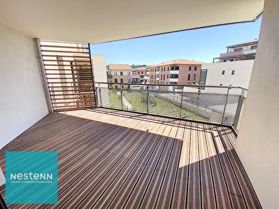 Appartement Castanet Tolosan 3 pieces 60.4m2