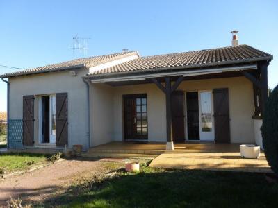 Maison de plain pied 2 chambres D4300