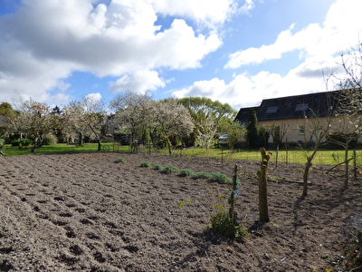 Terrain Saumur proche 1500 m2