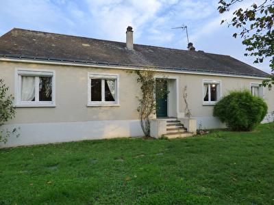 Maison de plain-pied Nord Saumur - 4 chambres