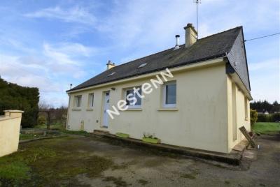 Maison en campagne de Plumelec 3 chambres 3450 m2 de terrain clos