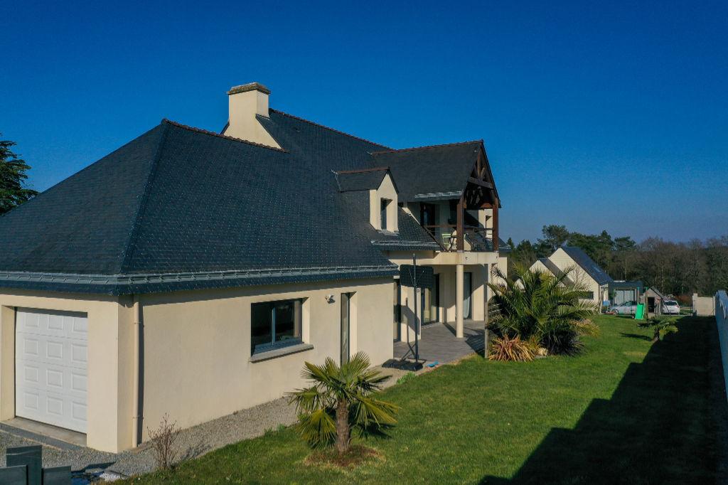 photos n°1 Maison contemporaine bourg de Plumelec 4 chambres 174 m²