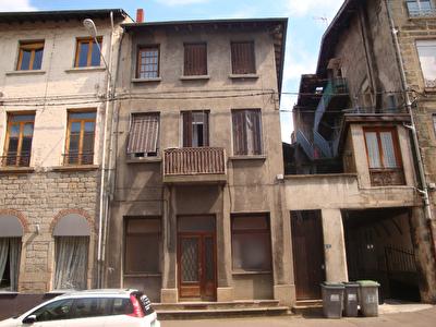 Appartement Rive De Gier 3 pieces 76 m2