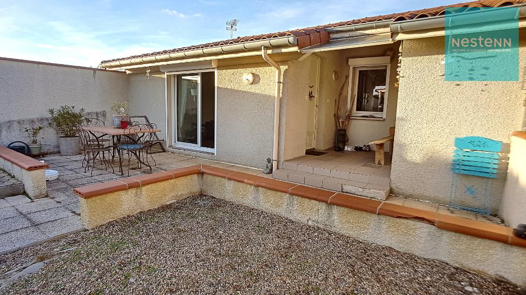 Maison Saint Romain Le Puy 3 chambres 85 m² plain pied