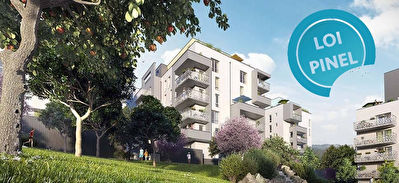 INVESTISSEMENT PINEL - Appartement Clermont Ferrand 63 m2 2 chambres