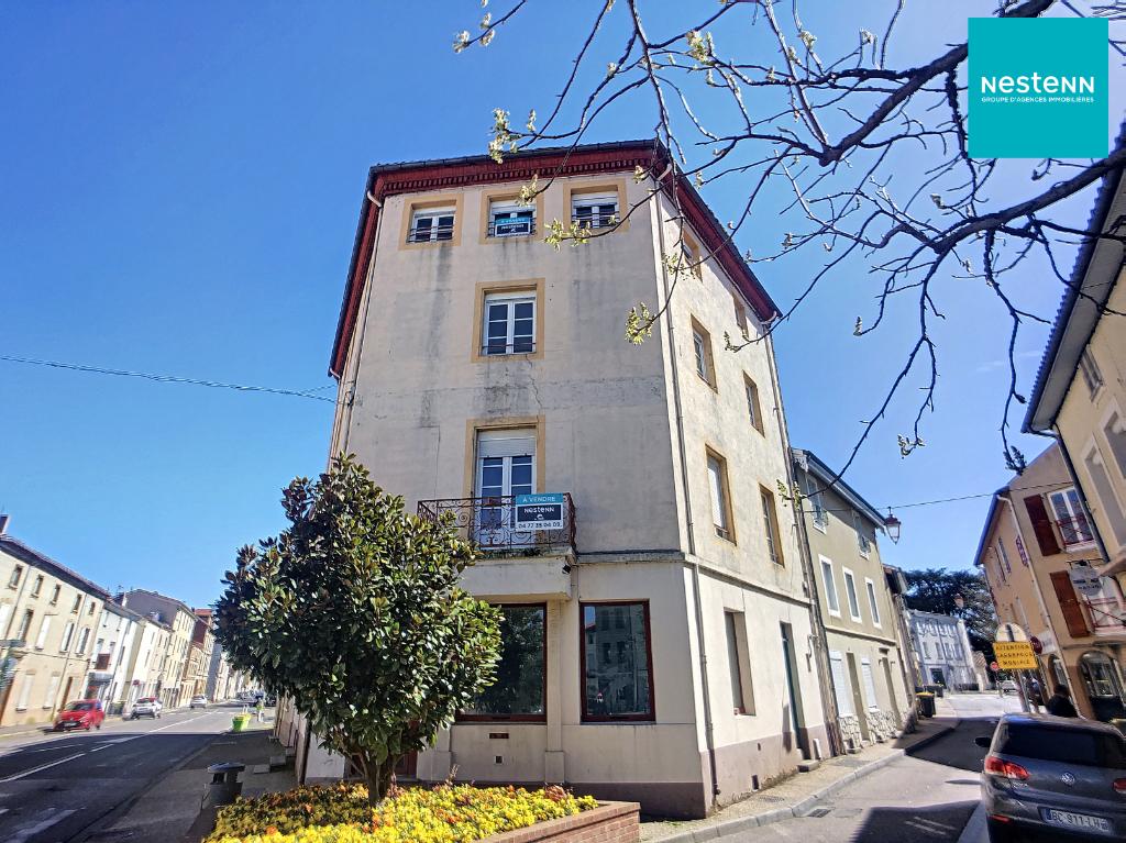 Immeuble Sury Le Comtal 8 pièce(s) 250 m2