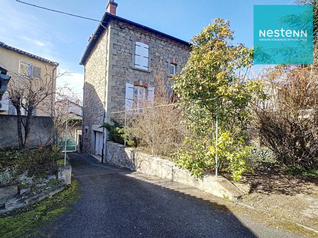 photos n°1 Maison en pierre en centre ville de Montbrison avec dépendances.