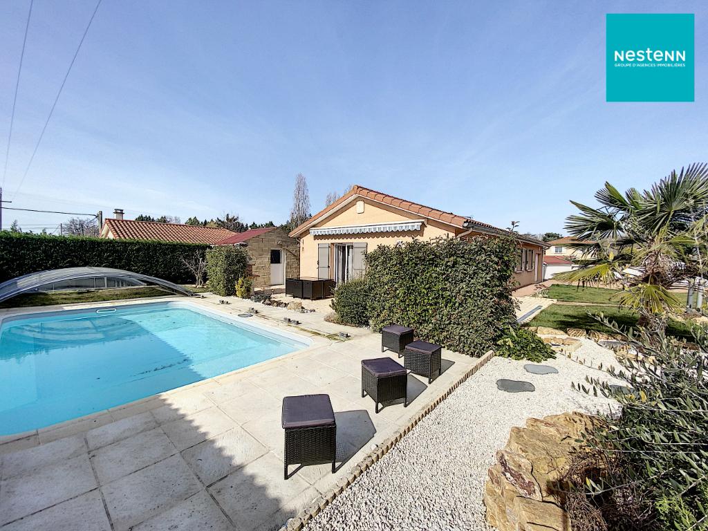Maison Montrond Les Bains 5 pièce(s) 96 m2