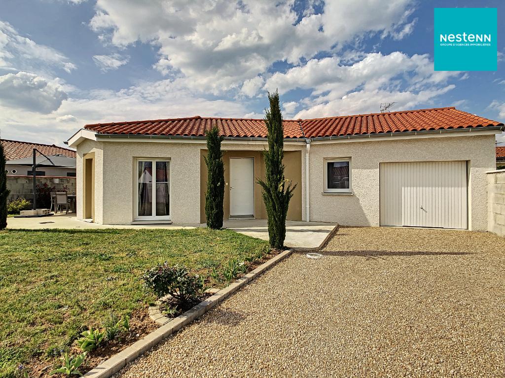 Maison Montrond Les Bains 4 pièce(s) 95 m2