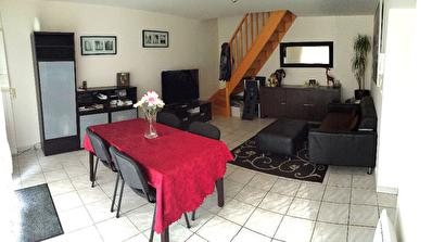 Maison Mery Sur Oise 4 pieces 75 m2