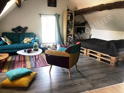 Appartement Pontoise 1 piece 24.01 m2