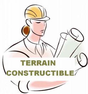 TERRAIN CONSTRUCTIBLE ST HILAIRE ST FLORENT - 1600 m2