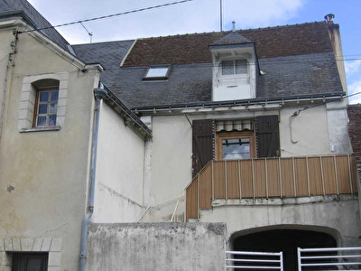 Ville LIMERAY - 4 pieces - 60 m2
