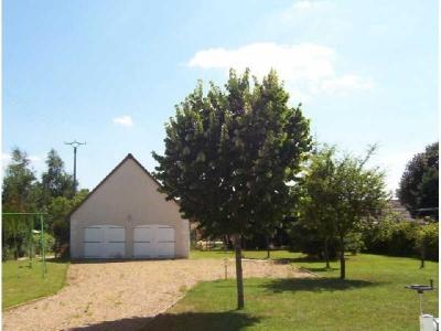 garage a rehabiliter MONTLOUIS SUR LOIRE - 2 pieces - 80 m2