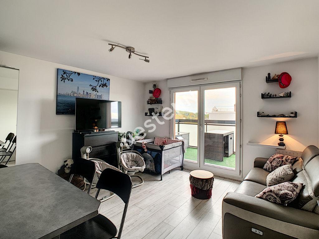 photos n°1 Appartement Franconville 2 pièces en parfait état dans une résidence BBC de 2015 sécurisée à proximité du Centre-Ville