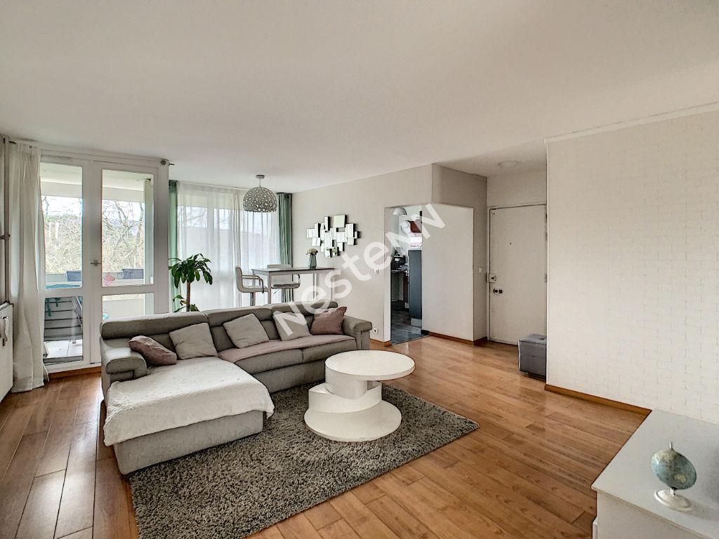 photos n°1 FRANCONVILLE Appartement 4 pièces dans une résidence au cadre verdoyant et à proximité du centre-ville