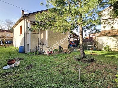 Maison Franconville 3 pieces 61.82 m2 quartier des Noyers Saint-Edme